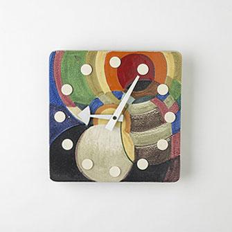 Wall clock von Wright