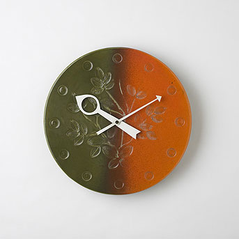 Wall clock by Wright