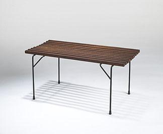 Baldry slat bench