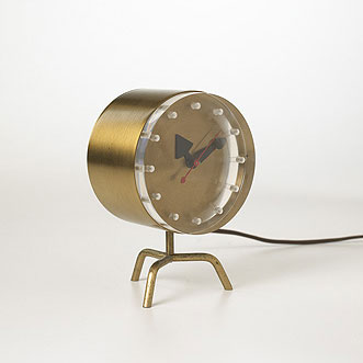 Table clock, model 4760 di Wright