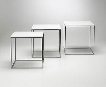 PK-71 tables, set of three