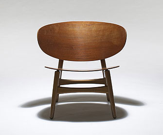 Shell chair by Wright
