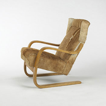 Lounge chair, model A36