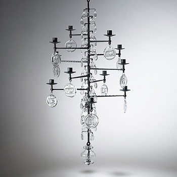 Candelabrum by Wright