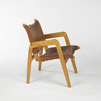 Armchair by Wright