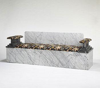 Agra bench