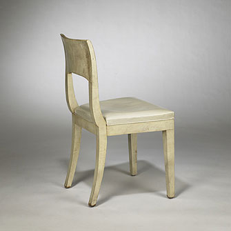 Chair for the Block residence