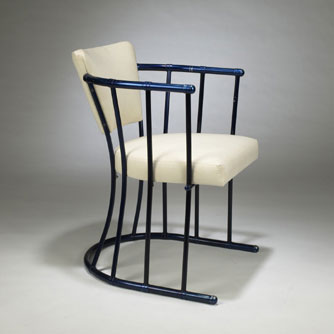 Armchair, model no.1045A