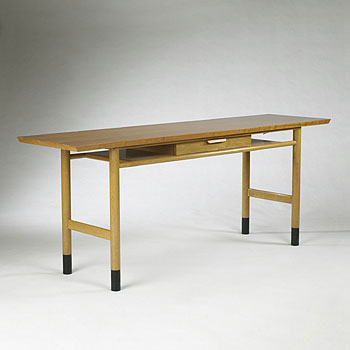 Console table, model no. 5294