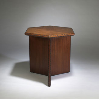 Lamp table, model no. 451-L
