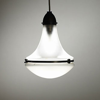 Pendant lamp by Wright