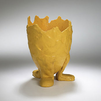Lemon Juice vase