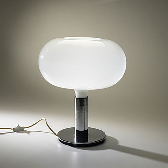AM/AS series table lamp de Wright