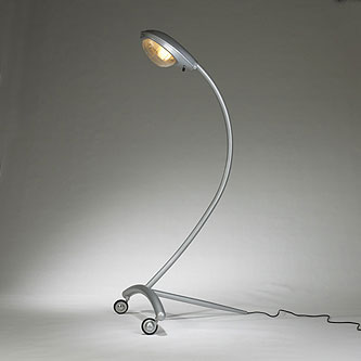 Super Guppy Lamp by Wright