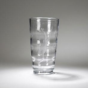 Pearl Diver vase