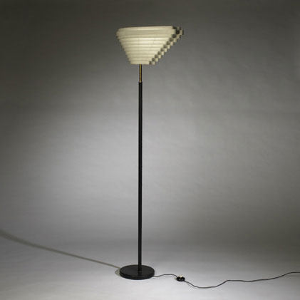 Angel Wing floor lamp, model #A805