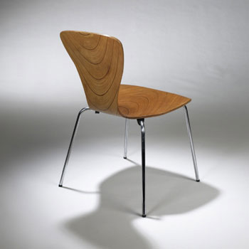 Nikke chair, model 9019