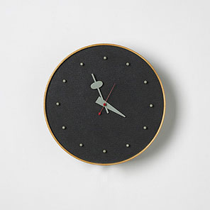 Masonite wall clock, model no. 4772