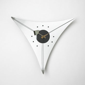 Triangle clock, model no. 2225