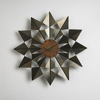 Flock of Butterflies clock, model 2226