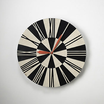 Prototype wall clock