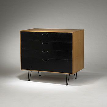 Early Thin Edge cabinet, model 5202