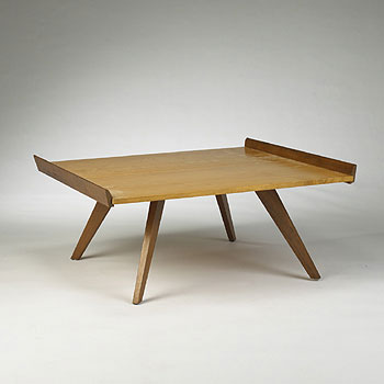 Coffee table, model N 11
