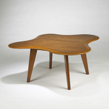 Cloud cocktail table, model 600 by Wright