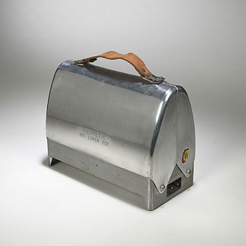Thermette Hot Lunchbox, Model No. 6