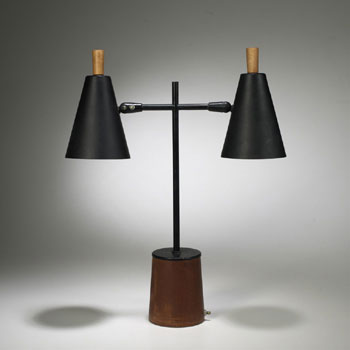 Table lamp von Wright