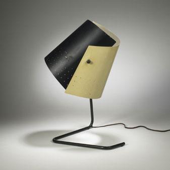 Table lamp, model T-5-G