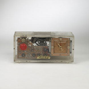 Experimental radio