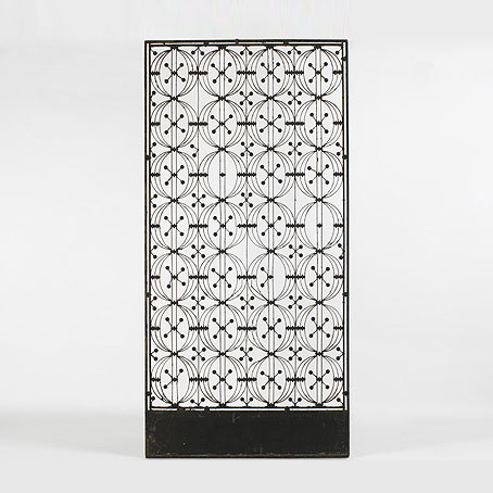 Elevator door (Chic. Stock Exchange) di Wright