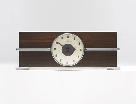 Table clock, model #6366