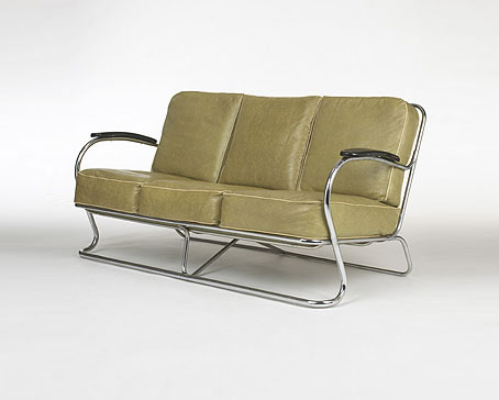 Sofa, model SD-17-C by Wright