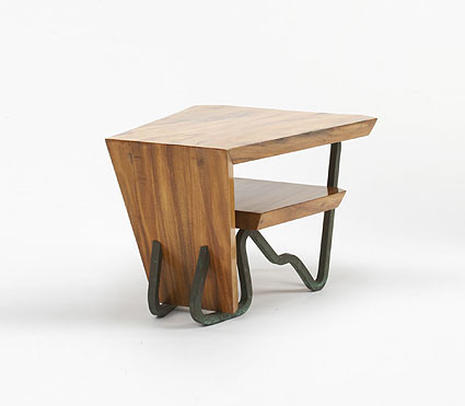 Occasional table (P. J. Healy house)