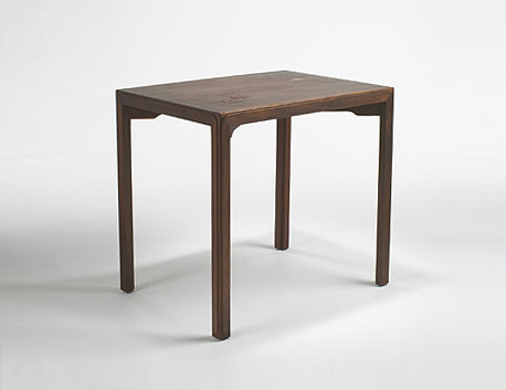 Side table de Wright