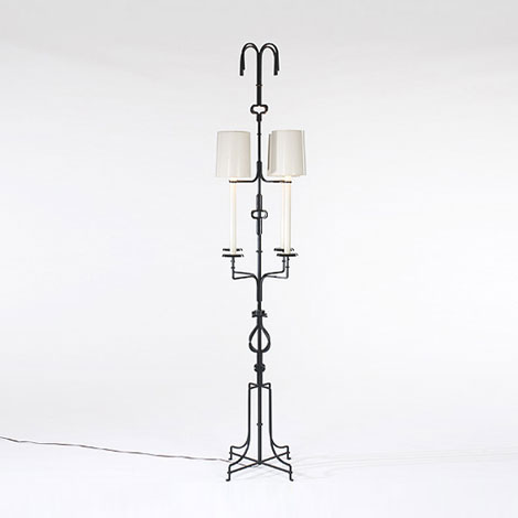 Floor lamp by Wright
