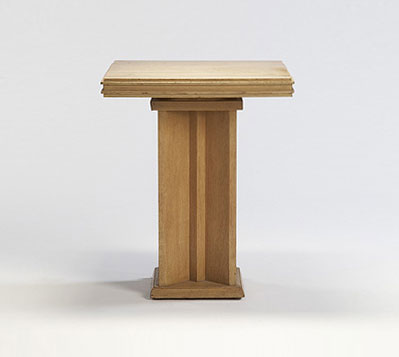 Side table (Edward R. Irving house)