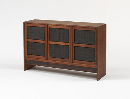 Chinese Block cabinet de Wright