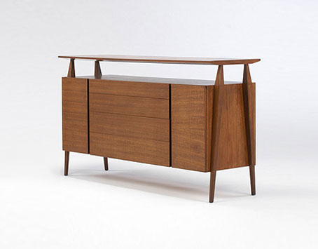 Wright-Sideboard, model #2154