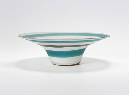 Fase Vellutate bowl by Wright