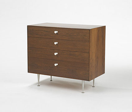 Thin Edge cabinet, model #5202 by Wright