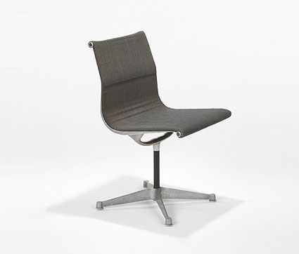 Pre-production Aluminum Group chair