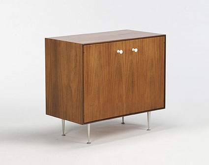 Thin Edge cabinet, model #5201 by Wright
