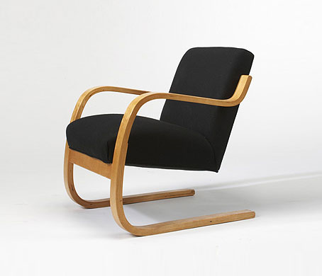 Lounge chair, model #34