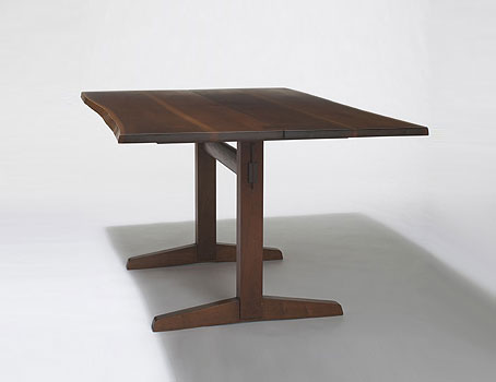 trestle dining table. Zoom middot; Wright-Trestle dining