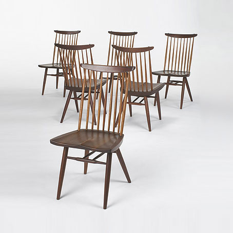 New Chairs, set of six
