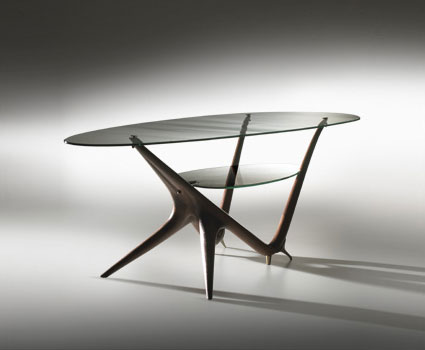 Coffee table, model no. 1114