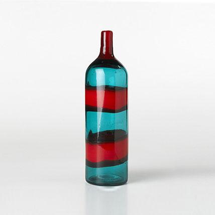 A Fasce Orizzontali vase